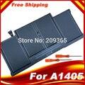 """Специальная Цена Оригинальные Подлинная Батареи A1405 Для MacBook Air 13 """"A1369 2011 год & A1466, пакет с подарком отвертки"""