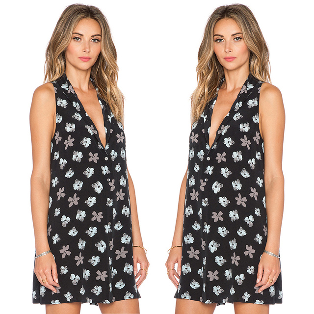 2015 Fashion Ladies Plus Size New Clothes Womens Summer Sexy Dress