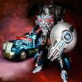 Transformación KBB TF Negro Oscuro OP Comandante Primer AD31 Aleación de Metal Película Figura de Acción de Edición de Gran Tamaño Niño Robot de Juguete