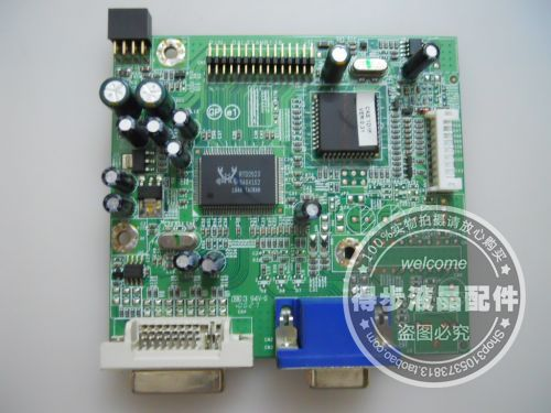 Free Shipping>Original signal board motherboard driver board DAL9TAMB138 good Condition new test package-Original 100% Tested Wo free shipping original l70sp driver board 304100107802 motherboard logic board package test good condition new original 100% tes