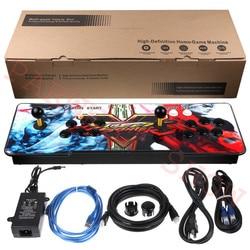 Pandora Box 9d 2500 in 1 PCB Spiel Board Arcade Spiel Konsole 2500 Spiele mit Sanwa joystick für 2 spieler home kampf maschine