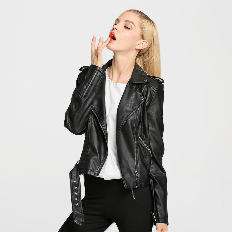 Aliexpress.com : Buy 2015 New Autumn Women Clothing Leather Jacket