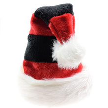 Striped Christmas Hats Red With Balck Caps Adult Kids XMAS Decor New Years Gifts Home Party Supplies Hat
