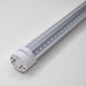 "Image 5 - 2 50/paket V şekilli LED tüp ışıklar 2ft 3ft 4ft 5ft 6ft floresan ampul süper parlak 24 ""36 ""48"" 60 ""70"" T8 G13 Bar lambası"