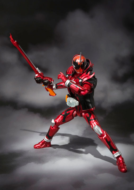 "Image 5 - ""Kamen Rider Ghost"" Original BANDAI Tamashii Nations S.H.Figuarts / SHF Action Figure   Kamen Rider Ghost Toucon Boost Damashiibandai tamashii nationsaction figurekamen rider -"