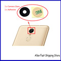 Original nuevo teléfono móvil de vuelta de cristal para xiaomi 3 m3 mi3 mi4 mi5 redmi note 2 redmi note 3 redmi note 4 cámara trasera lente de cristal