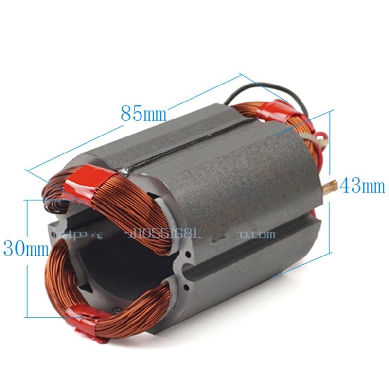 AC 220-240V Stator Field Replacement For MAKITA 623533-4 635113-4 GA5030 GA4530 GA4030 GA4031 PJ7000 GA4534 GA5034