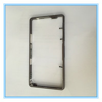 DHL Shipping 5PCS LOT Original LCD Front Housing Frame Bezel Plate For Sony Xperia Z2 L50W