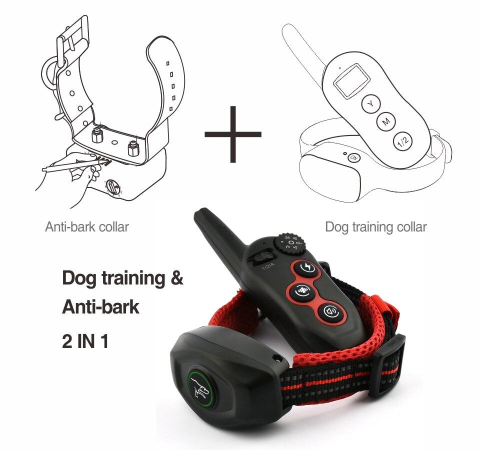 2nd Dog training bark collar DB400