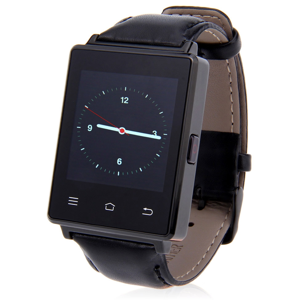 NO 1 D6 1 63 inch 3G Smartwatch Phone Android 5 1 MTK6580 Quad Core 1