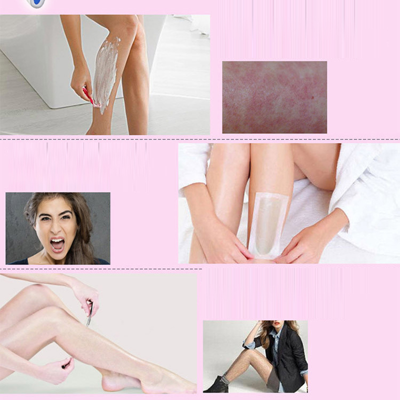 Lady Epilator Electric Shaving Scraping Women Bikini Underarm Hair Remover Shaver Depilacion Full Body Use Skin care Beauty Tool 15