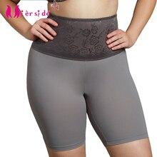 Mierside 6214788 5 kolor kobiet duże majtki duży rozmiar spodnie wysokiej wzrost kwiatowy wysokiej jakości M/L/ XL/2XL/3XL/4XL/5XL/6XL