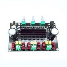 hot deal buy tpa3116d2 2.1 digital amplificador audio amplifier board  2*80w+100w three  channel tpa3116d2 subwoofer speaker amplifiers