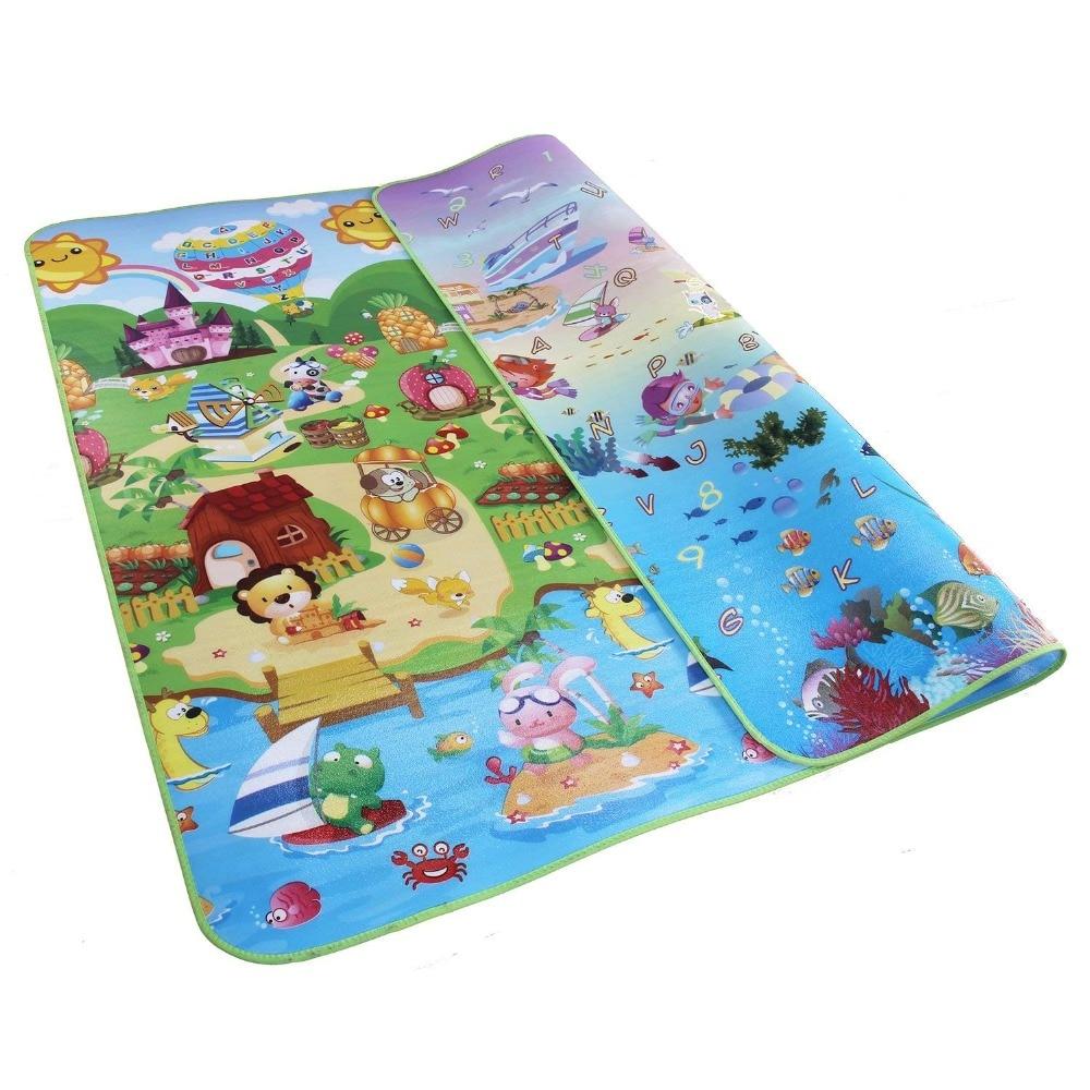 Kids Puzzle Dinosaur 44 Piece Eva Soft Foam Educational Learn and Play