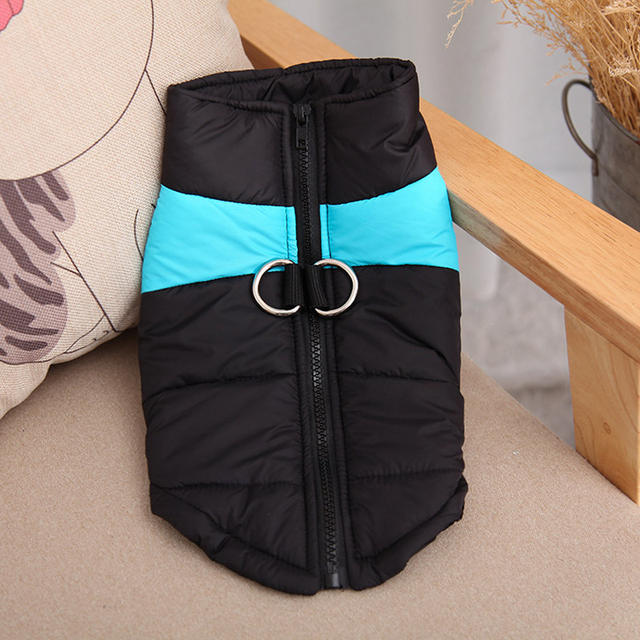 Winter Dog Clothes Waterproof Jacket Coat for Large Dogs Golden Retriever