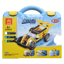 Recommended in power machinery children toy building block assembling building block toy for children