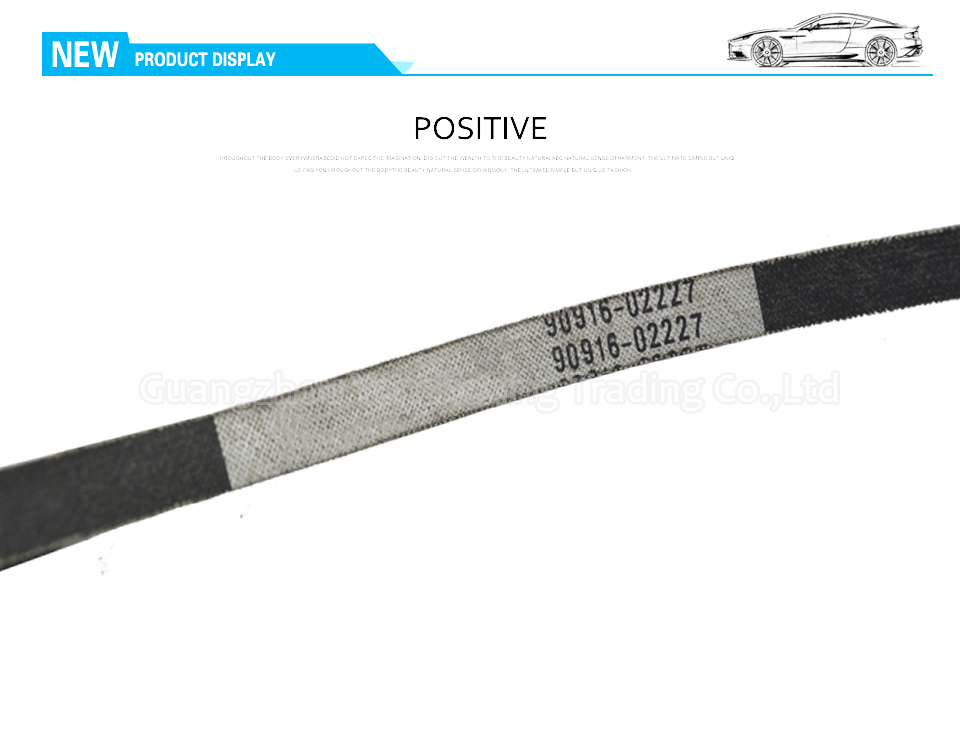Meyle v-ribbed ceinture 6pk1190 1190mm 6 côtes-alternateur courroie du ventilateur