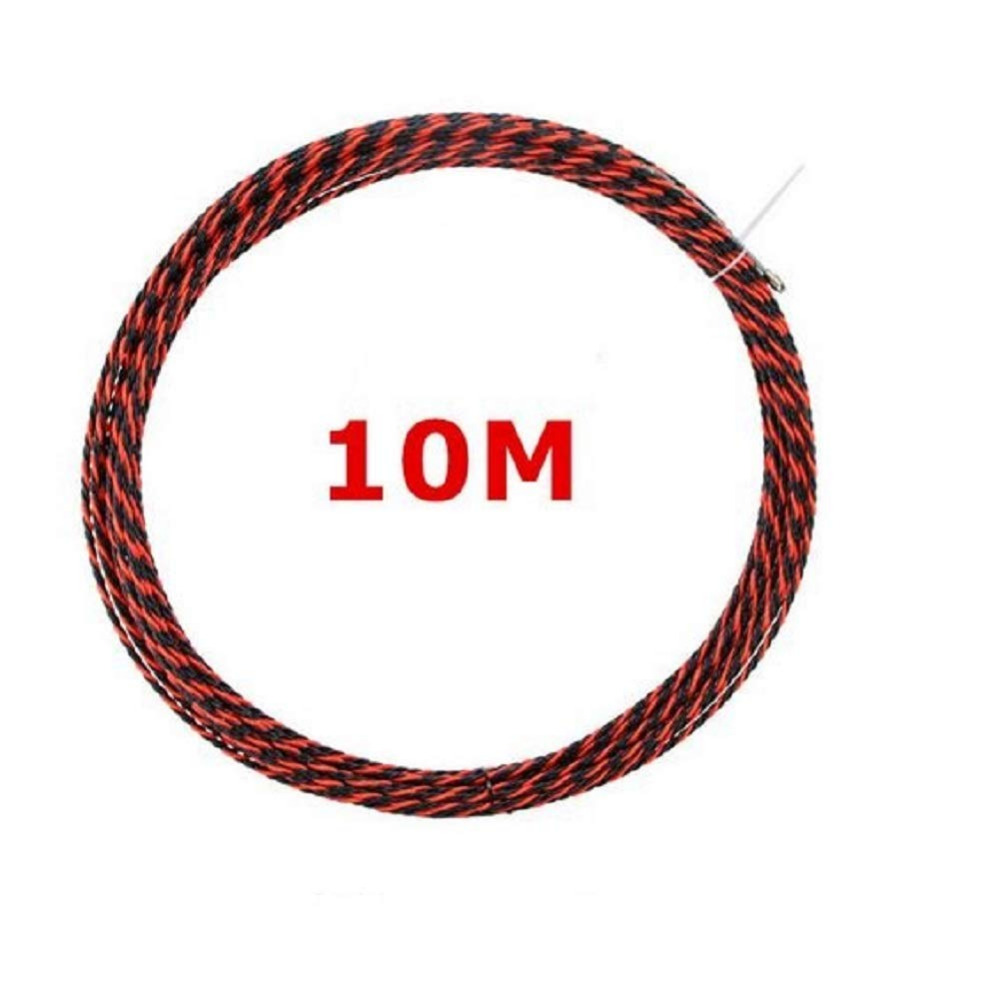 Necklaces Making and Leather Sewing Work 11m Waxed Thread Cord Brown Beading 1 Rolls 0.8mm Craft Waxed Thread Cord Wire for Jewellery Bracelets Anklet