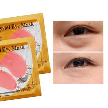 10pcs 5packs Eye Mask Crystal Collagen 1