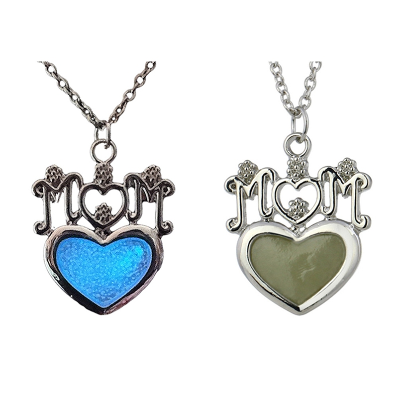 New Design Women Necklaces Pendants With Heart Shape Best Jewelry Gift For Mom ...