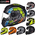2016 New LS2 FF352 OFF Road Full Face Motorcycle helmet ABS cross-country motorbike helmets 18 kinds of colors SIZE L XL XXL