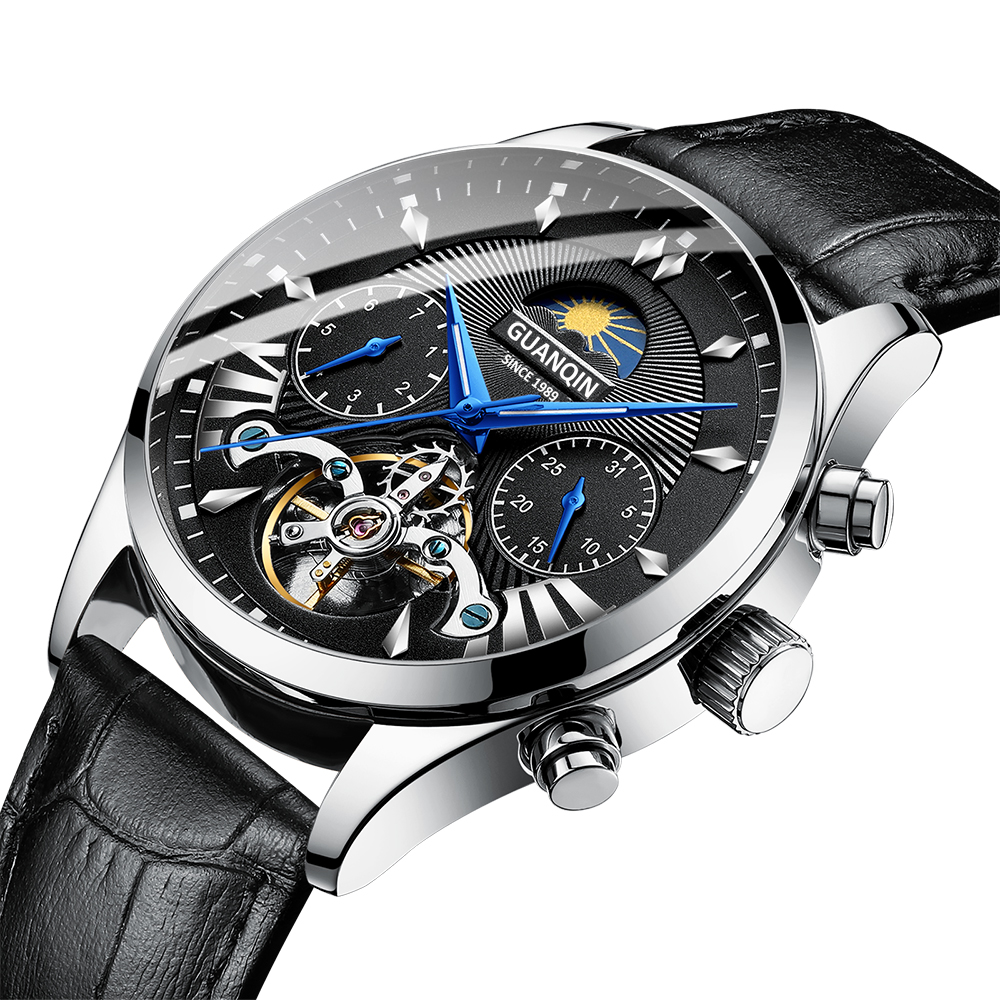 HTB1O63fRhTpK1RjSZR0q6zEwXXa3 GUANQIN 2019 clock men's/mens watches top brand luxury automatic/mechanical/luxury watch men gold tourbillon mens reloj hombre