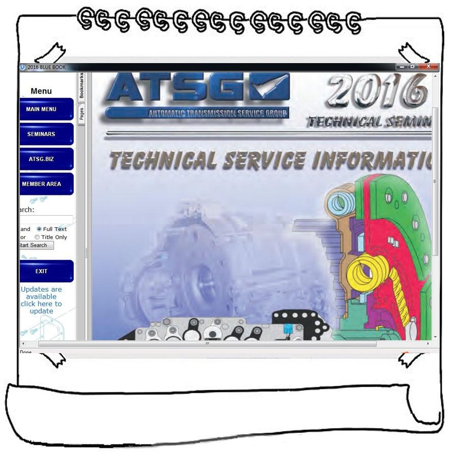 medium resolution of 2017 atsg automatic transmissions service group repair information repair manual diagnostics software for multi brands cars