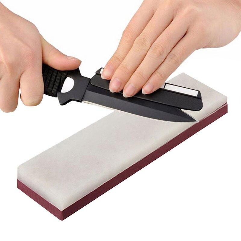 Hot 10000 # & 3000 #2 côtés grain Cutter rasoir aiguiseur pierre pierre à aiguiser polissage cuisine couteaux aiguiseurs 9 FE1318 pour