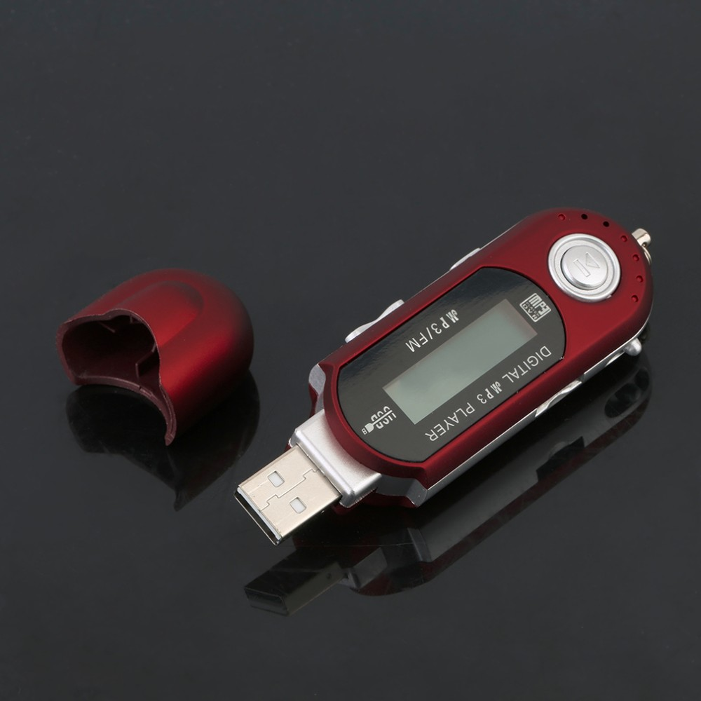 SYONTO MP3 player LCD Screen Support Flash TF Playe