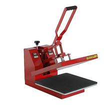 Amrican style manual heat tranafer printing machine for t shirts 38x 38cm ST3804