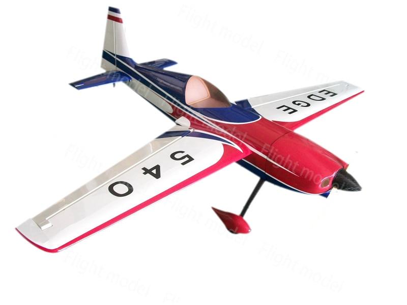 EDGE 540 3D RC Airplane Model 79.6/2023mm 30CC Gasoline Wooden Plane Aircraft With Carbon Fiber Landing Gear ARF спрей alterna anti static translucent dry conditioning finishing spray