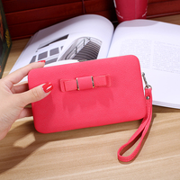 Luxury Women Wallet Purse Universal Phone Cover Wallet Case ForMeizu MX4 MX5 MX6 Pro 5 6