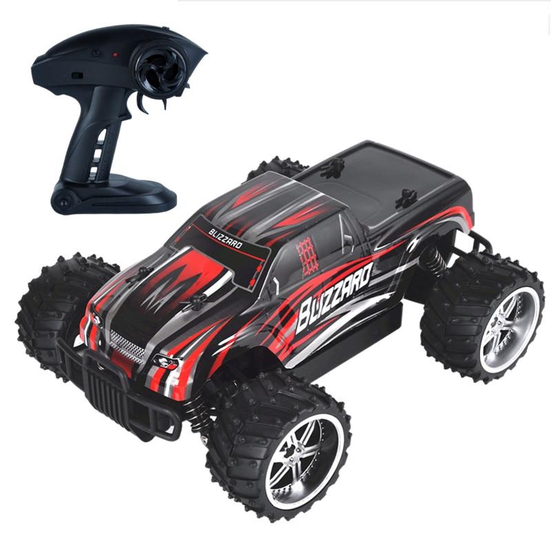 Voitures radiocommandées Radio Machine RC voiture 1:16 RC voiture électrique 2.4G dérive Rmote voiture de contrôle 2WD véhicules tout-terrain jouet pour enfants