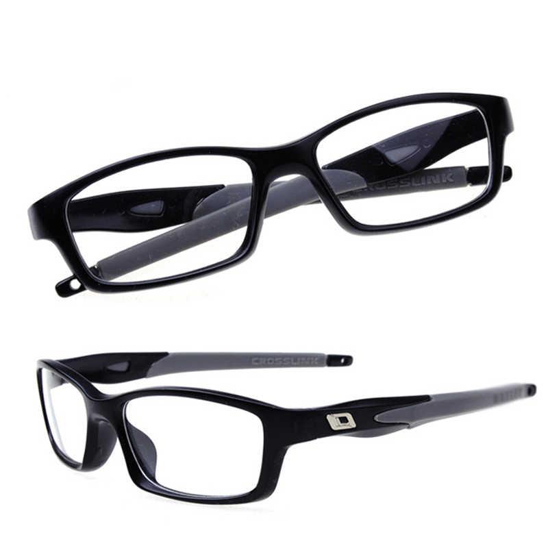 Montura de gafas de marca óptica para hombre con montura de gafas 2017