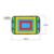 Creativa Multifunción Soporte para Teléfono Móvil Del Coche Del Asiento de Coche Del Ocioso Estantes Bolsa Interior caja de Almacenamiento de Accesorios Envío Gratis