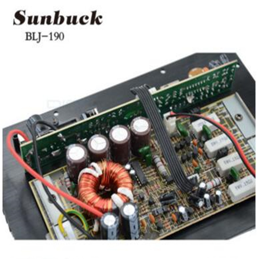 Buy 600w Car Subwoofer Power Amplifier Board Circuit Bass 100w Professional High New Super From Reliable
