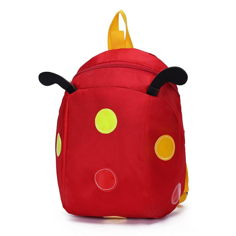 Новое поступление 2017 года анти потерял рюкзак для детей рюкзак Животные детский сад Школьные ранцы для От 1 до 3 лет малыш рюкзак ...