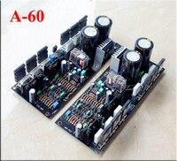 A60 300 W 4R AC24VX2 espelho atual 2SC5200 A1943/ON/sanken poder tubo 195*80mm|Amplificador| |  -