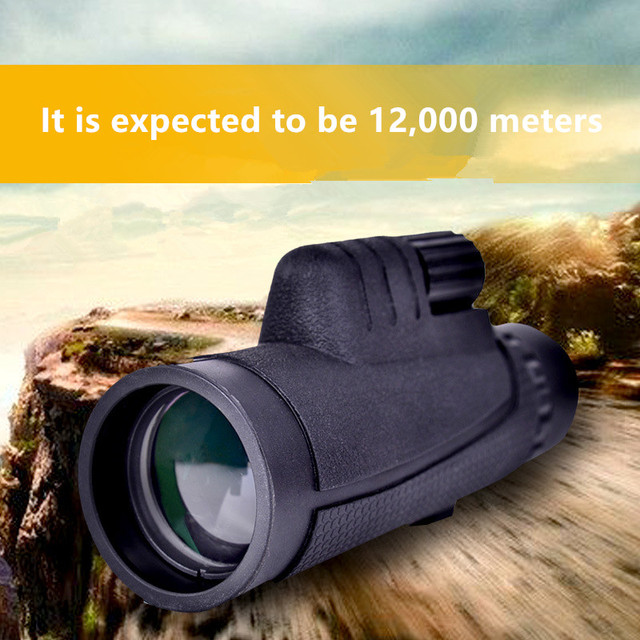 HD High Definition dual Tuning ต่ำ Night Vision กลางแจ้ง Travel Photo กล้องสามเหลี่ยม Bracket monocular