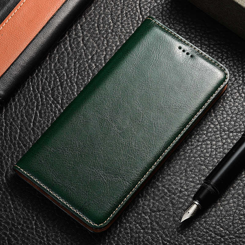 Genuine Leather Flip Case For Huawei honor 5a 5c 5x 6 6a 6c 7 7a 7i 7x 8 8c 8x 8a 8s 9 9i 10 Plus Lite Pro Crazy horse stand bag