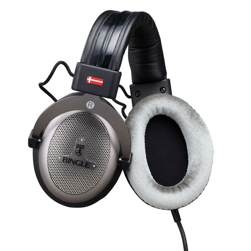 Bingle B-910-M Over-Head Studio Headphone Hifi Stereo DJ Monitoring Headset 3.5mm Free shiping