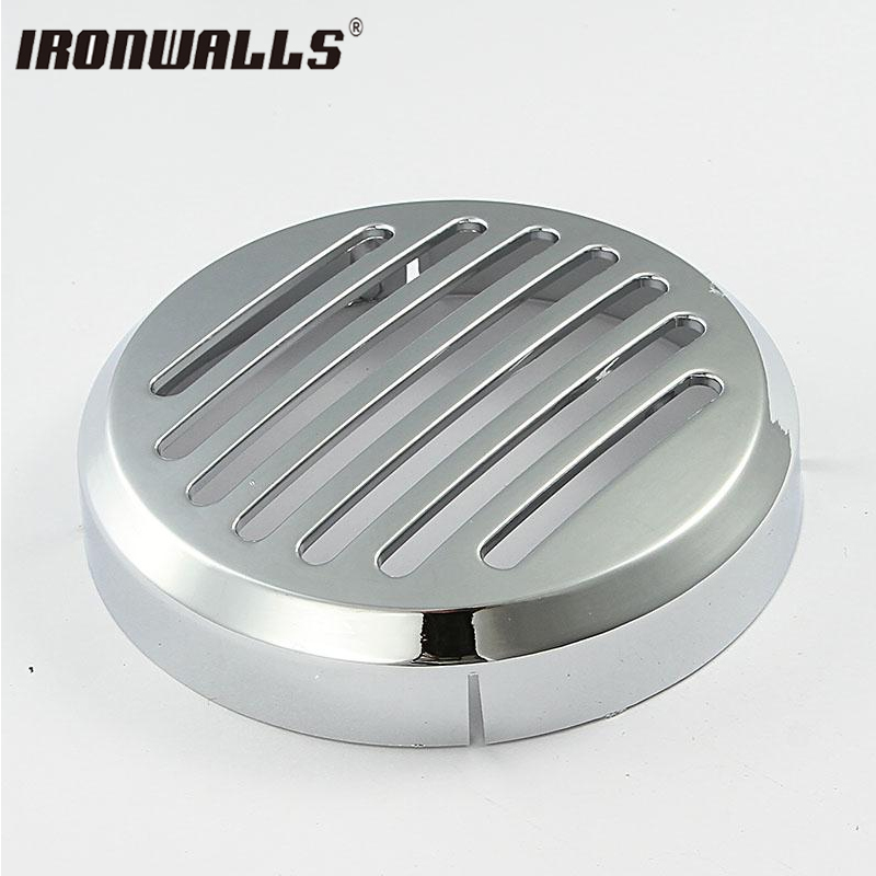 Ironwalls Motorcycle Horn Cover For Honda Shadow VT 1100 VT/VLX 600 VTX 1300C VTX 1800 C VT 750 Sabre Aero ACE A.C.E. Shadow