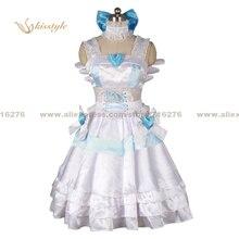 Kisstyle Fashion Panty & Stocking w Garterbelt Stocking Dress Uniform COS Clothing Cosplay Costume,Customized Accepted