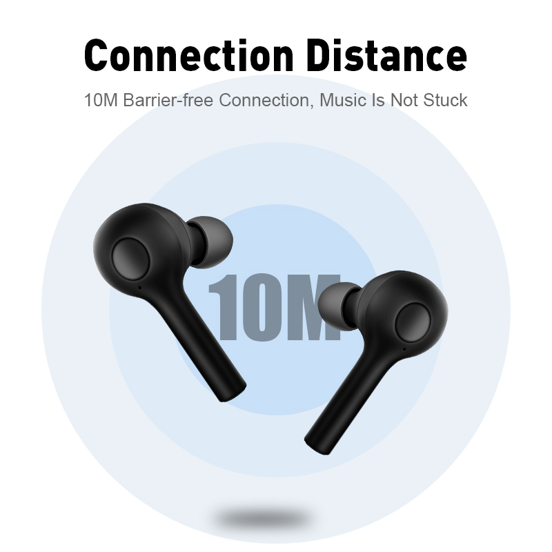 M&J New TWS Mini Bluetooth Earphones And Sports Earbuds With Bluetooth 5.0 6