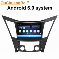 Ouchuangbo Android 6 0 Car Stereo Radio Gps For Hyundai Sonata 2011 2013 With Mirror Link