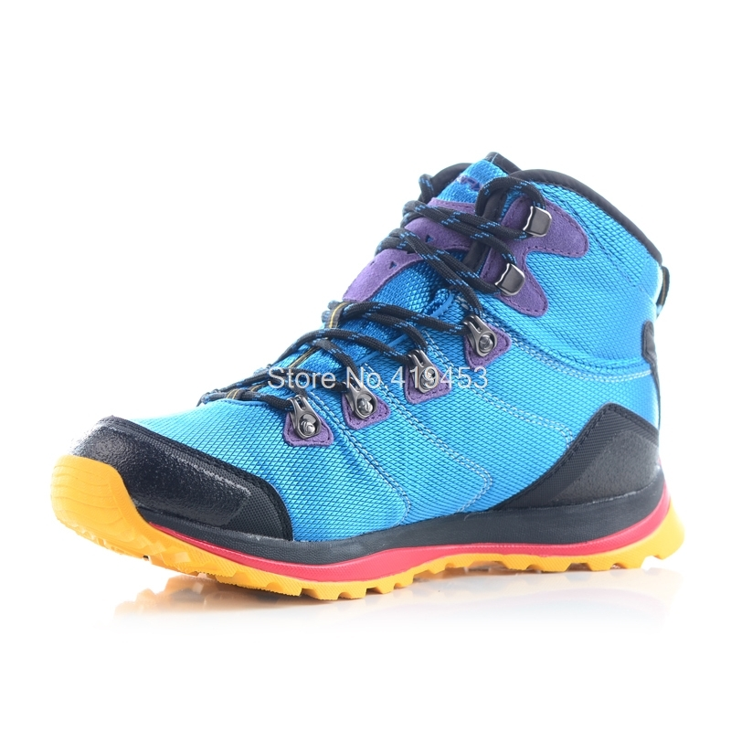 Rax Waterproof Sneakers Mens Hiking Shoes Outdoor Trekking Boots Leather Breathable Climbing Shoes Sports Rubber Sole