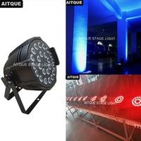 30pcs Led light price list par 24x10w rgbw light disco light dmx led spot par can light