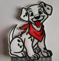 """ae029 мультфильм собака форме патч 3.5 """"2.5"""" 10 шт. железа на патчи для детская одежда"""