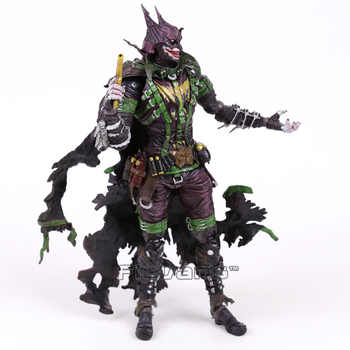 DC COMICS VARIANT PLAY ARTS KAI BATMAN Rogues Gallery The Joker PVC Action Figure Collectible Model Toy 26cm