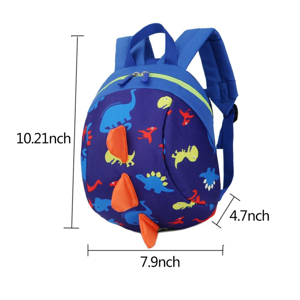 551d12dc1976d Nowy Anti lost torby dla dzieci plecak Cartoon zwierząt drukowania plecaki  dla chłopca dziewczyny Kindergaden pluszowe plecaki w Nowy Anti-lost torby  dla ...